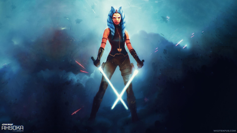 Star Wars: Ahsoka By WojtekFus On DeviantArt