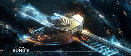 Destiny 2 Cinematic - VFX Development