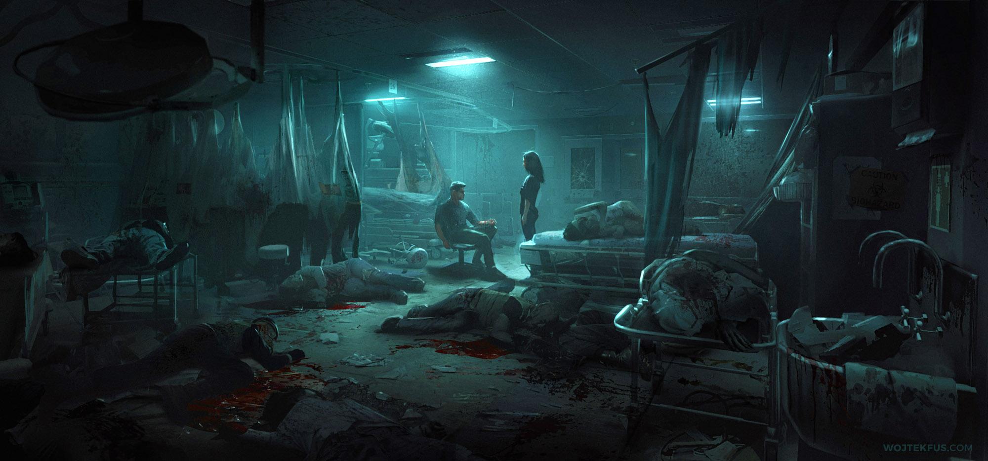 Overkill's The Walking Dead - Keyframe by WojtekFus