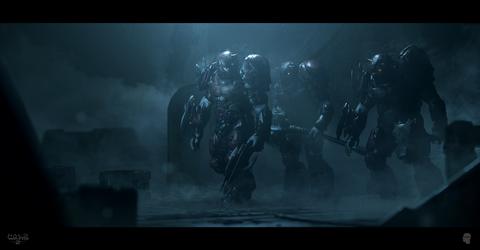 Halo Wars 2 Cinematic - Keyframes