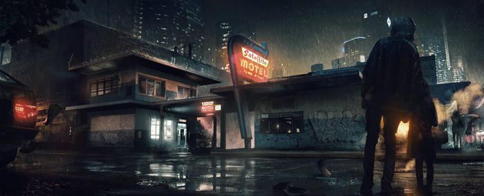 Motel - Detroit: Become Human
