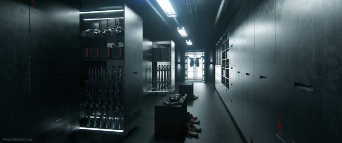 Bloodshot - Gear Room
