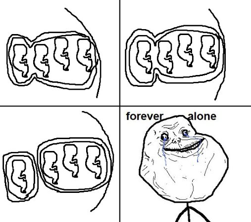 forever alone drawing by-#25
