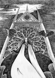 The Bat King by Natalliel