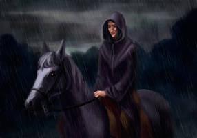 Snape Medieval by Natalliel