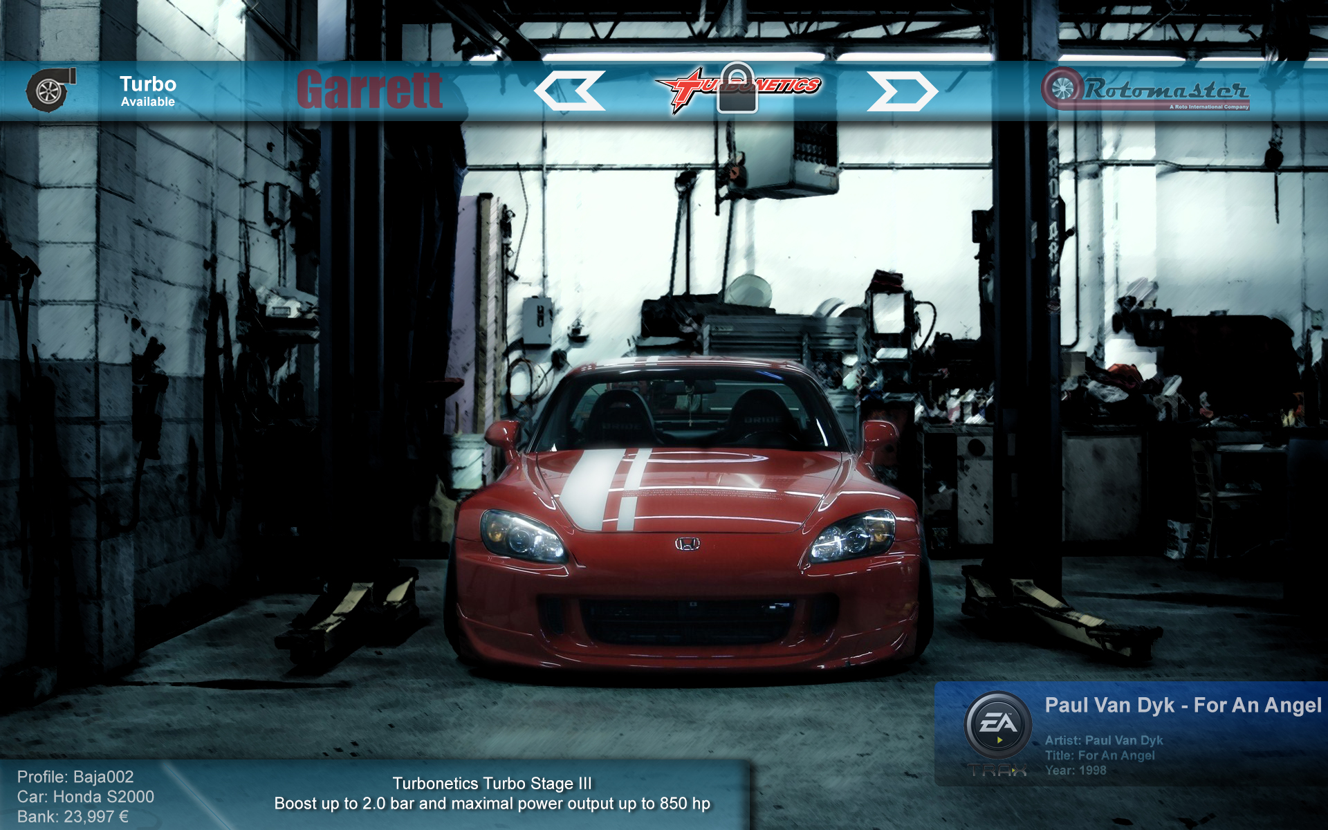 Need For Speed Underground 3 By Baja002