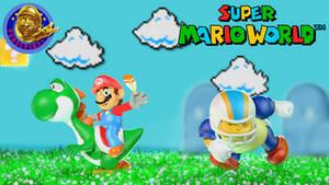 Super Mario World! [SFM]