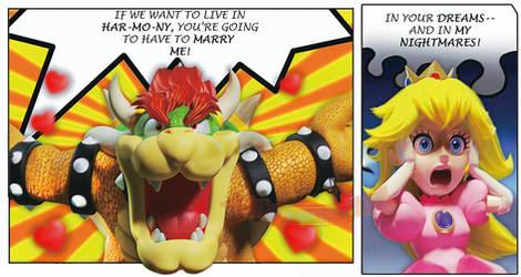 Super Mario Adventure Panels Remade! [Blender]