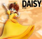 Daisy Smash Render Stylized! [Blender]