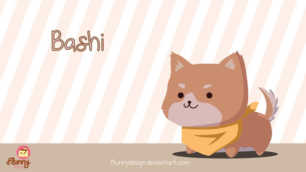 Bashi Wallpaper By Flunnydesign