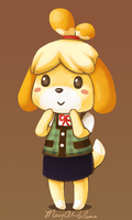 Isabelle by ArtistiqueLoup