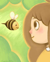 Bee by ArtistiqueLoup