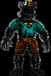 Hunter's World Nightmare FNAF Form