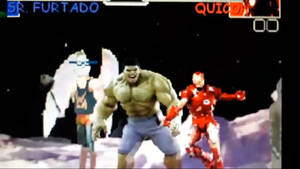 MARVEL vs DC LIVE ACTION ARCADE (371)