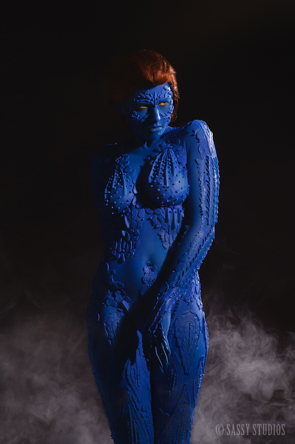 Mystique by Meluxine