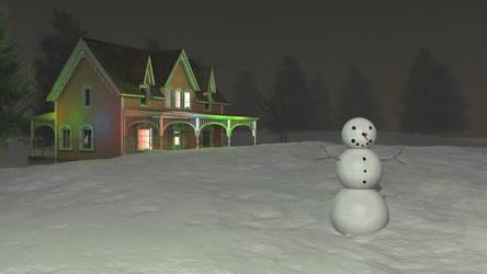 Christmas 2012 by csbird