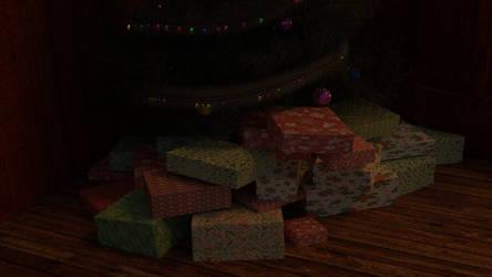 Christmas Eve 2016 by csbird