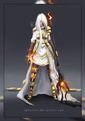 Rebellion: Reina by Sphyrnax