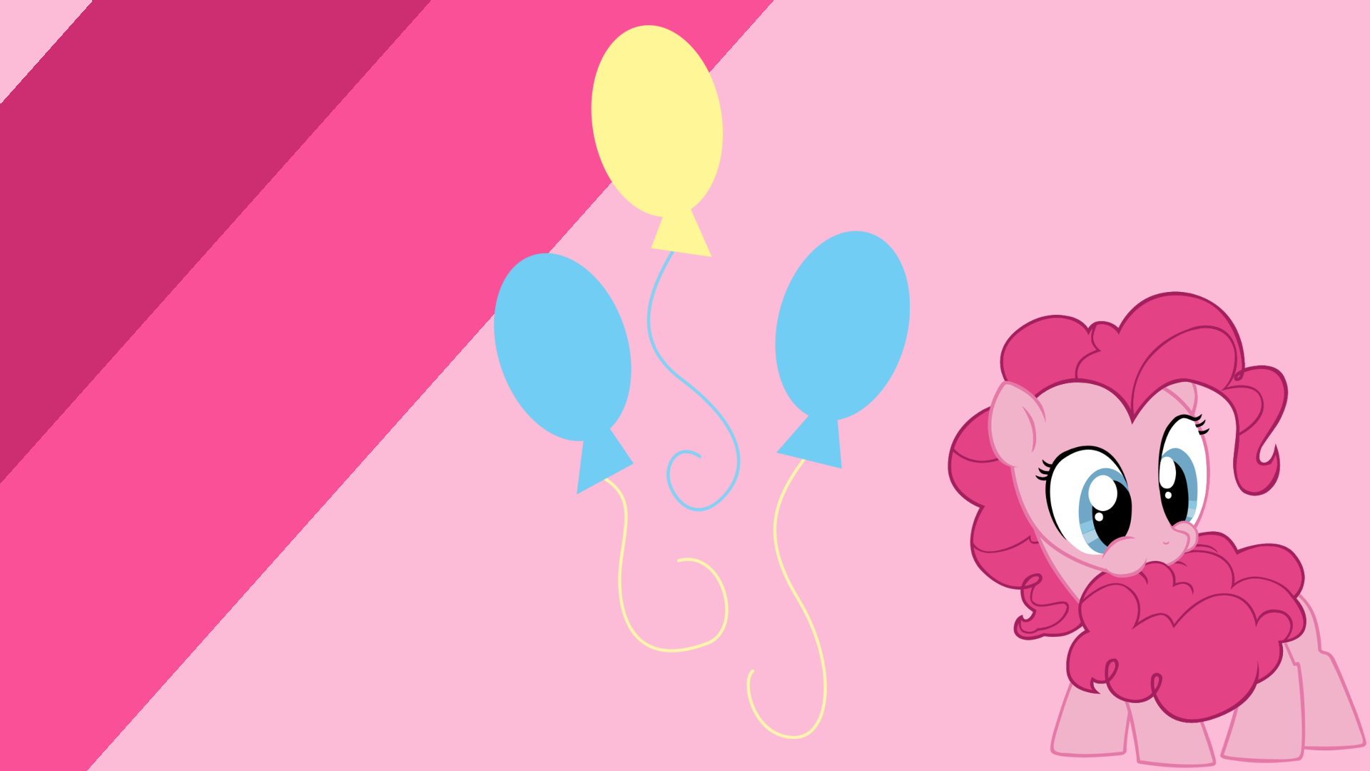 Filly Pinkie Pie Wallpaper