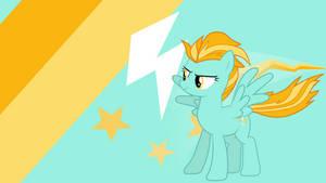 - Lightning Dust Wallpaper -