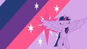 ~ Twilight Sparkle Alicorn Wallpaper ~