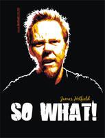 James Hetfield by kongstones