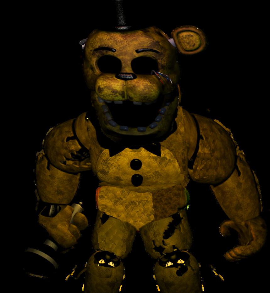 Golden Freddy Body by dunpetmlgmaster19 on DeviantArt