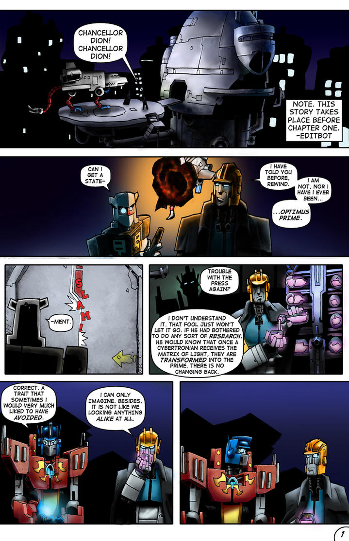 BOH - AN ULTRA SECRET SECRET 1 by Josh-van-Reyk