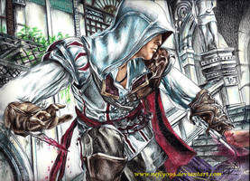 EZIO AUDITORE by Nefly099