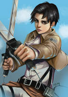Rivaille by teohcheeeing