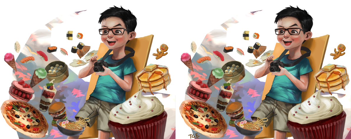 Foodilicious by teohcheeeing