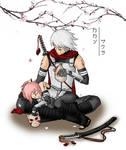 Kakashi x Sakura Anbu