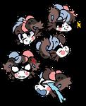 Head Roll Mimi
