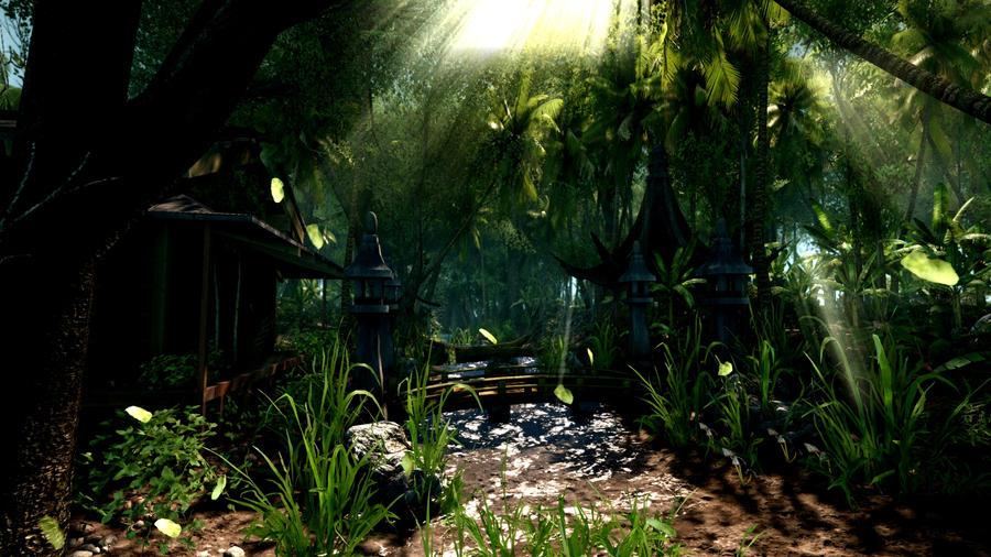 CE2 Jungle Art 4 by slicer91 on DeviantArt