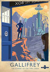 Doctor Who 'Gallifrey - Citadel of the Time Lords'