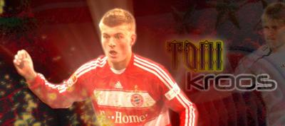 Toni Kroos by mpovill