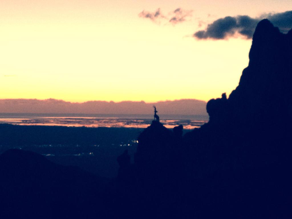 Sunrise at Caro by mpovill
