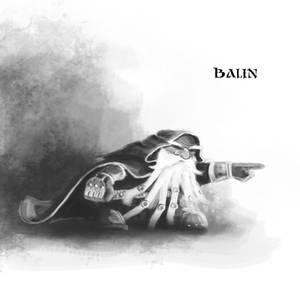 Balin. The Hobbit
