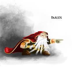 Balin. Hobbit.