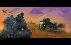 Sand Tanks