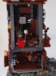 LEGO. Starcounter's Keep inside.