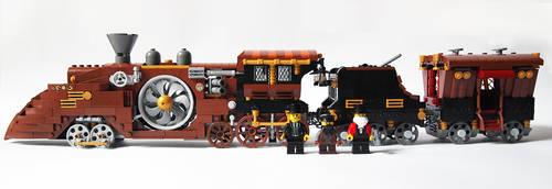 LEGO. Steam Train