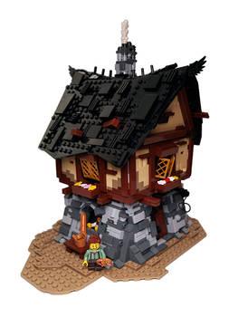LEGO. Bakery