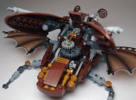 LEGO. Mechanical Bug by DwalinF