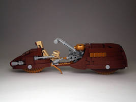 LEGO. Victorian Henderson by DwalinF