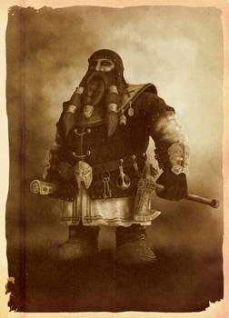 Dwarf's old photo