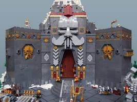 LEGO. Karak Kadrin