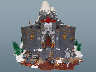 LEGO. Karak Kadrin by DwalinF