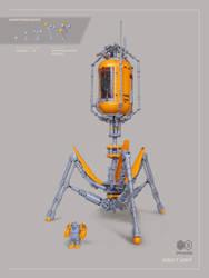 LEGO. Invader by DwalinF
