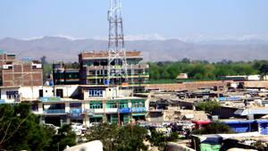 khost city afghanistan again